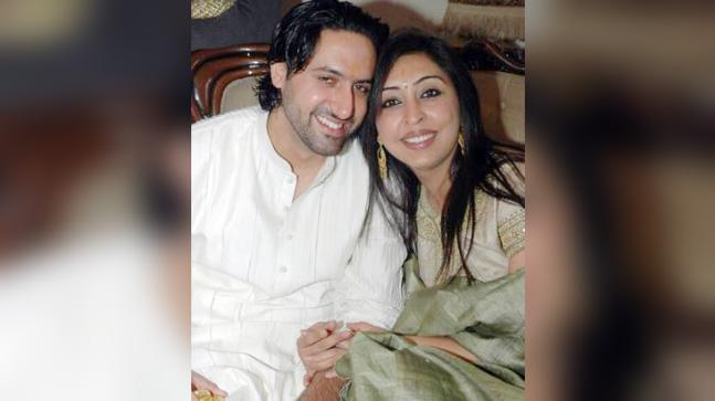 Sumeet Sachdev and his wife Amrita