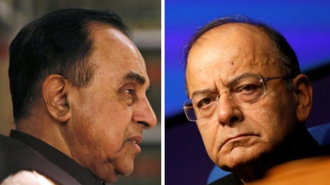 Subramanian Swamy: Undeniable fact that Mallya told Jaitley he was leaving for London