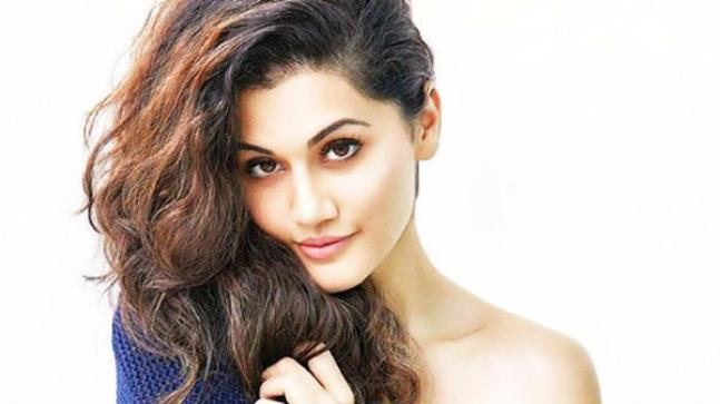 Taapsee Pannu opens up on her Bollywood journey.