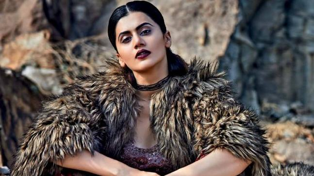 On India Today Mind Rocks 2018, Taapsee Pannu spoke about Judwaa 2 and the criticism it received