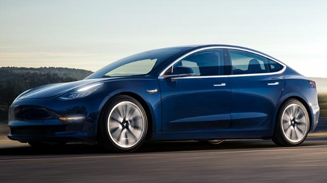 Tesla Model 3 Awarded Perfect 5-Star NHTSA Safety Rating