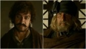 Thugs of Hindostan trailer is out and it will see Aamir Khan (L) battling it out with Amitabh Bachchan