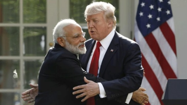 When Modi wanted to bond with with Trump at US country retreat
