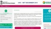 UGC NET 2018: Online registration process to end tomorrow, apply now @ ntanet.nic.in