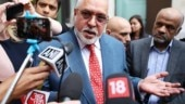 Vijay Mallya was asked when he will return to India. Here's what he said