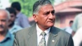 Minister of State for External Affairs General VK Singh has said that Imran Khan is an army puppet