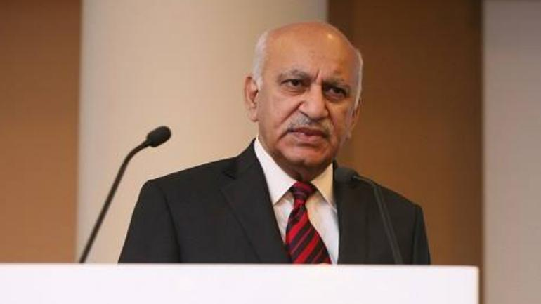 M.J. Akbar resignation: Better late than never, says Opposition