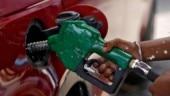 Diesel price in Maharashtra