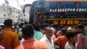 Over 300 people arrested as hundreds of migrants from Bihar, UP flee Gujarat