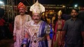 WATCH: Union Minister Harsh Vardhan acts in Ram Leela at Red Fort