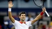 Novak Djokovic beats Jeremy Chardy to reach third round of Shanghai Masters