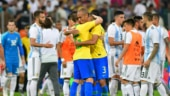 Miranda shines as Brazil beat Argentina in international friendly