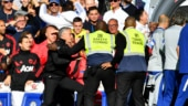 Jose Mourinho forgives Chelsea coaching staff after touchline melee at Stamford Bridge