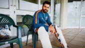 Watch: Rohit Sharma spends Sunday afternoon playing gully cricket in Mumbai
