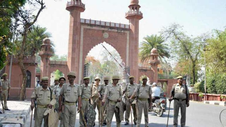 Prayer for a slain militant in AMU proposed, inquiry begins