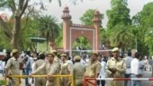 2 AMU students booked for sedition