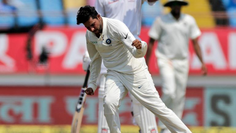 Kuldeep Yadav savours maiden five-wicket haul in Test cricket: 'This is  very special' - Sports News
