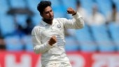 Kuldeep Yadav picked up six wickets in the first Test vs West Indies in Rajkot