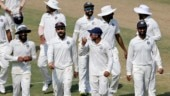 India beat West Indies by an innings and 272 runs in the first Test in Rajkot