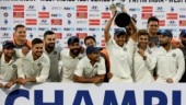 Stat: India 2nd team after Australia to win 10 successive Test series at home