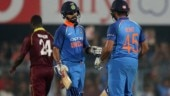 Virat Kohli and Rohit Sharma have five double-century stands in ODI cricket