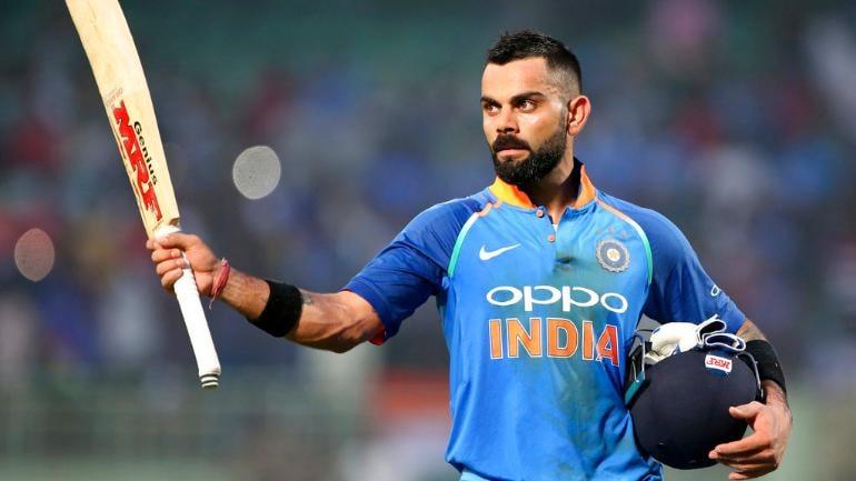 Virat Kohli took only 205 innings to breach the 10,000-run mark in ODIs (AP Photo)