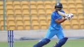 Ambati Rayudu is being looked at a No.4 batsman by the team management ahead of the World Cup