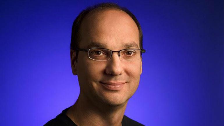 Andy Rubin sexual harassment case