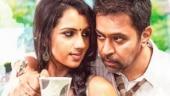 Sruthi Hariharan and Arjun Sarja