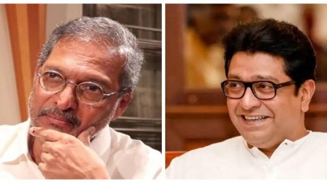 MNS chief Raj Thackeray: Nana Patekar is indecent and crazy, but cannot harass anyone thumbnail