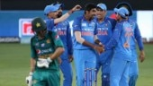 Jasprit Bumrah and Bhuvneshwar Kumar were rested for the first two ODIs