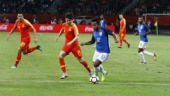 Resolute India hold China to a goalless draw in international friendly
