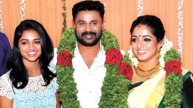 Cinema Daddy Kavya Madhavan Latest Stills: Dileep And Kavya Madhavan Become Parents To A Baby Girl