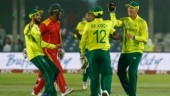 1st T20I: Imran Tahir 5-wicket haul hands South Africa 34-run win over Zimbabwe