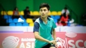 Lakshya Sen lost in straight games to Li Shifeng of China (Photo tweeted by @BAI_Media)