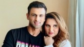 Sania Mirza and Shoaib Malik tied the knot in 2010 (Photo tweeted by @realshoaibmalik)