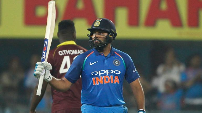Stats: Rohit breaks Tendulkar and Warner's record for most