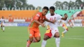East Bengal defeated NEROCA 2-0 in their opening I-League match