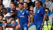 Eden Hazard can win the Ballon d'Or with Chelsea, says Maurizio Sarri