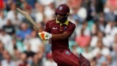 Evin Lewis withdraws from limited-overs series vs India citing personal reasons