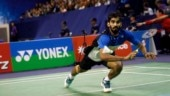 Kidambi Srikanth won four Super series titles in 2017