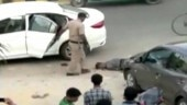 Wife, son shot at by judge's security guard in Gurgaon's busy market