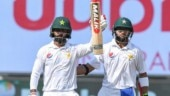 Mohammad Hafeez's century against Australia in the first Test was his 10th overall