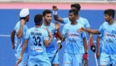 Sultan of Johor Cup 2018: India qualified for the final with 12 points, winning four of their five Round Robin matches. (Hockey India Photo)