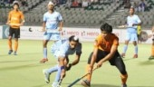 India remained unbeaten in the Asian Champions Trophy Hockey with a draw vs Malaysia. (Hockey India Photo)