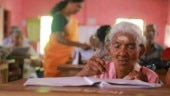 96-year-old Kerala woman tops literacy mission exam with 98 per cent score