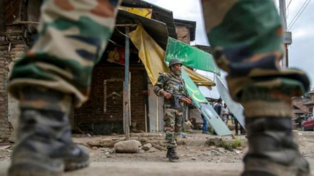 J And M Auto >> 1 militant killed in encounter in J&K's Pulwama - India News