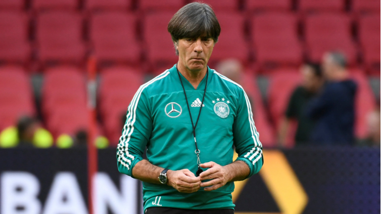 5cafacdca Joachim Loew's contract with the Germany national team was extended for two  years in May