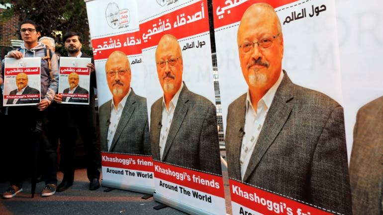 Body of Khashoggi dismembered after being killed: Istanbul prosecutor