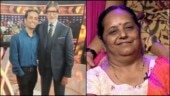 KBC 10 highlights: Gujarat's Hiren Mehta calls his mother Iron Lady, here's why